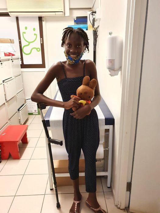 Nijntje en nina verrassen kinderen met sikkelcelziekte