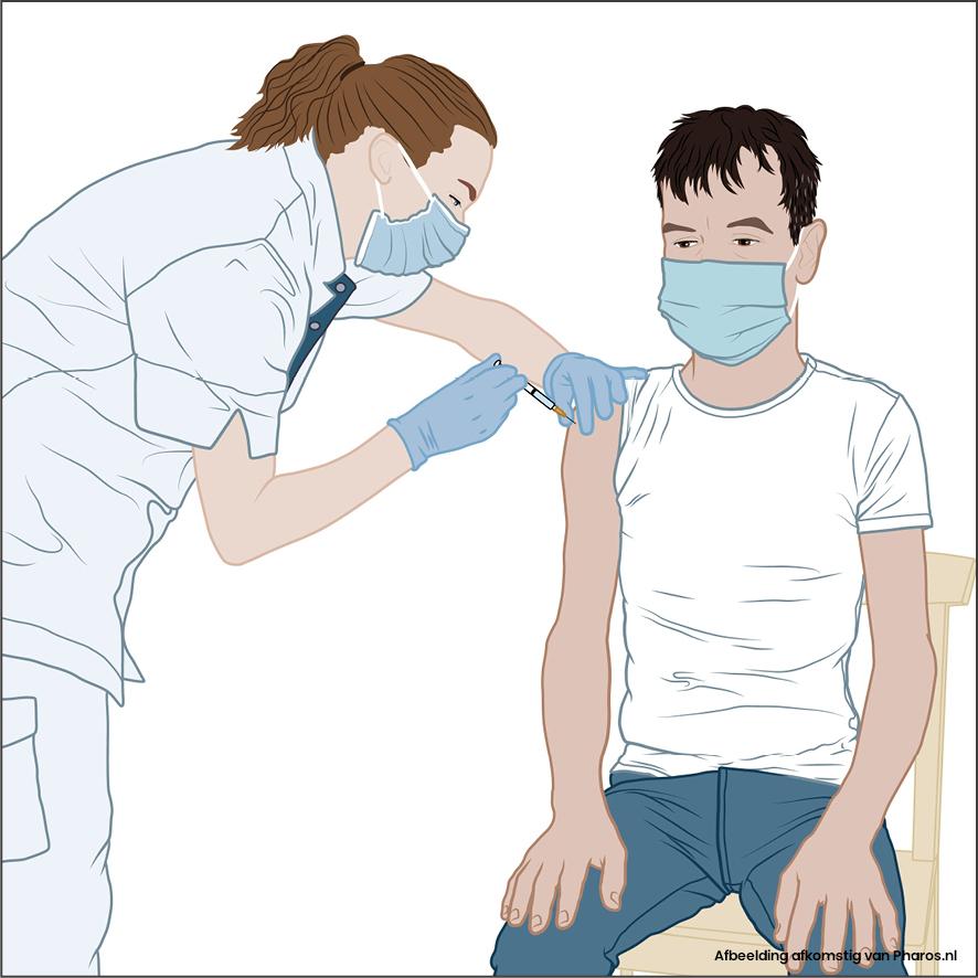 Ziekenhuizen gestart met vaccineren tegen COVID-19 bij sikkelcelpatiënten