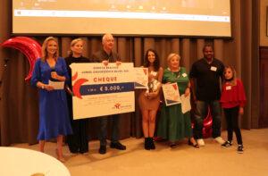 Memnia Vasiliou winnaar Soroya Beacher Jonge Onderzoeker Prijs